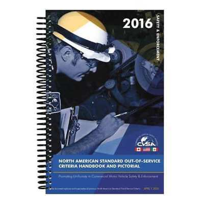 Handbook,CVSA Regulations,English