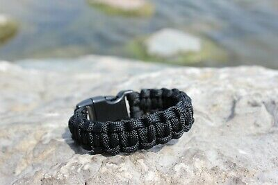 Blackout Cobra Emergency Survival 550 Paracord Bracelet