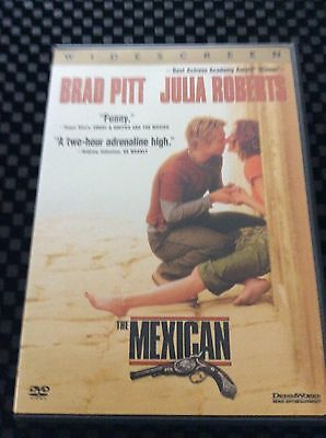 DVD The Mexican Widescreen Like New