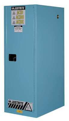 JUSTRITE 895422 Corrosive Safety Cabinet,23-1/4 In. W G9960002
