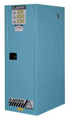 JUSTRITE 895402 Corrosive Safety Cabinet,54 gal. G9960011