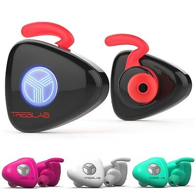 TREBLAB X11, True Wireless Bluetooth Earbuds, Best Sport Workout Gym Headphones