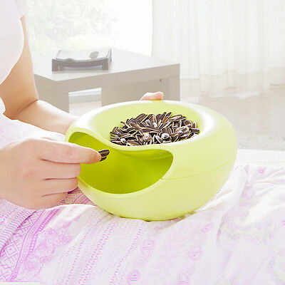 Creative Shape Bowl Perfect For Seeds Nuts And Dry Fruits practicalD8Y