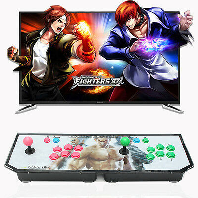 Pandora's Box 4s Home Arcade Game Console 815 Games In 1 Double Joystick Gamepad