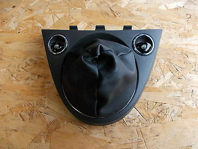 FIAT 500 2015 Gearstick GAITER With Surround Panel Trim & Buttons 735578857