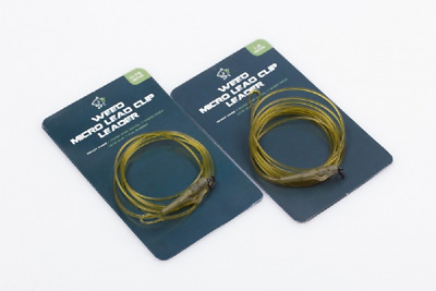 Nash Weed Lead Clip Leader - All Lengths Available