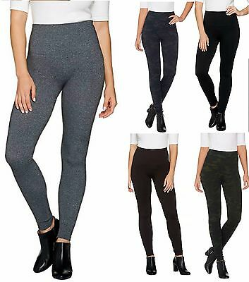 Spanx~Look at Me Now Seamless Leggings~A288131