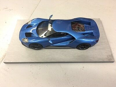 Ford Gt 1.18 Show Car Blue By Tsm -Limited 300 Worldwide- New In The Box Vrare