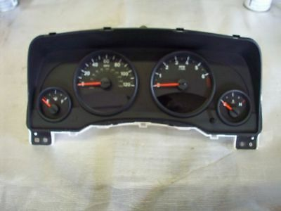 11 Patriot Speedometer Mph 120 Mph Id 68080401Aa 150225