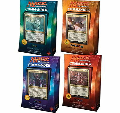 Magic Commander 2017