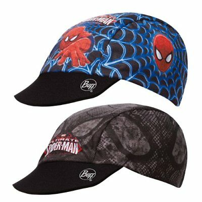Buff, Berretto Bambino Cap Child Buff, Multicolore (Spiderman Dark), Taglia Unic