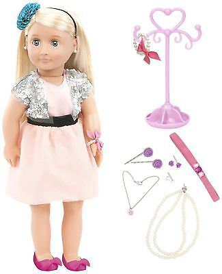 Our Generation Anya Jewellery 18 inch Doll