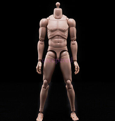 1/6 Male Body Series With Highly Cost-Effective Edge Caucasian Skin Tone MX02-A