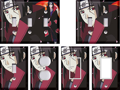 Naruto 3 - Light Switch Covers Home Decor Outlet