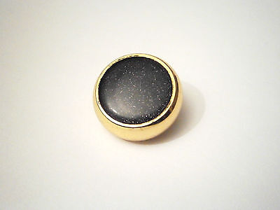 Pimp Your Horn Lacquered Finger Buttons For Euphonium Set Of 4 - Blue Goldstone