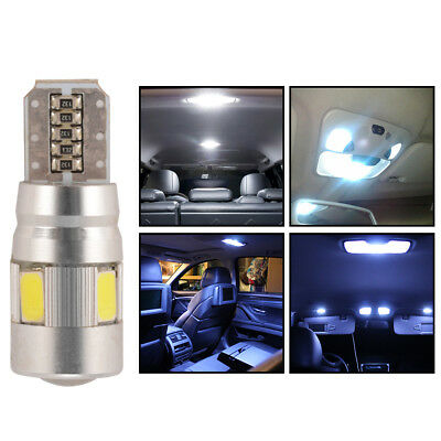4x LED SMD Innenraum Beleuchtung Licht T10 W5W Lampe CanBus Error Free MA1308