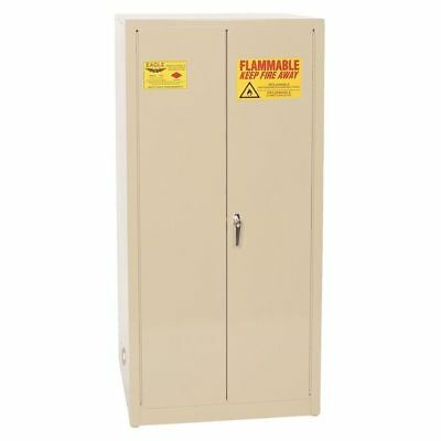 Flammable Safety Cabinet,60 Gal.,Beige