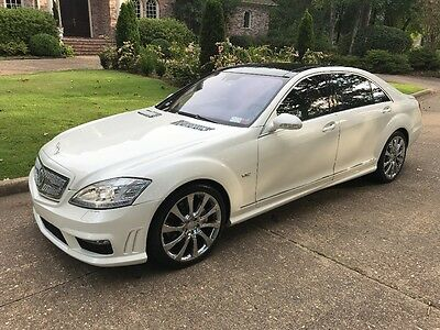 2007 Mercedes-Benz 600-Series Celebrity Owned/Mary J. Blige (Rare Designo Pkg) 2007 Mercedes-Benz S600  Celebrity owned/Mary J. Blige