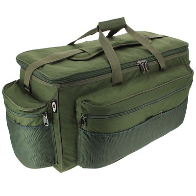 XL Large Carp Coarse Camping Barrow Tackle Storage Fishing Carryall Bag Holdall