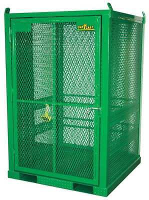 Gas Cylinder Cabinet,50x50,Capacity 20