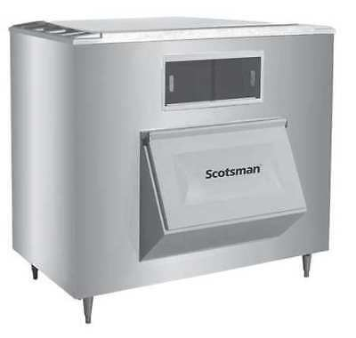 Scotsman Commercial Ice Storage Bin, 1755 lb Capacity, BH1600BB