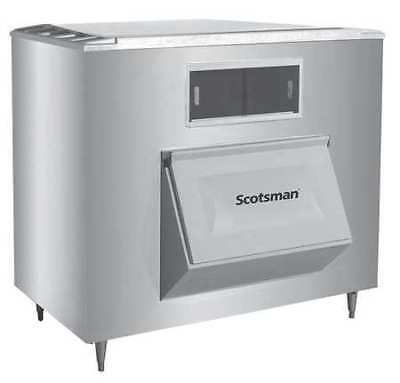Scotsman Commercial Ice Storage Bin, 1100 lb Capacity, BH1100SS
