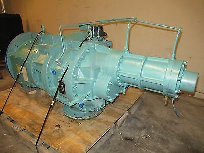 York Rotary Screw Chiller Compressor Model/serial Ycch193S 0809Yc R-22 300 Psi