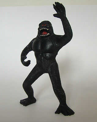 Vintage Imperial King Kong 1976 Rubber Action Figure Hand Grip