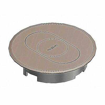 CARLON E97SSRC Round Floor Box Pvc 1-1/4In Nps Cvr Car