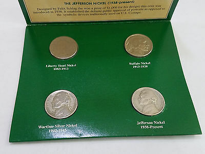 American Nickels Of The 20th Century Coin Set - 6986