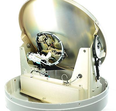 KVH TracPhone V7 Marine Yacht Satellite Antenna New Array Without Dome Cover