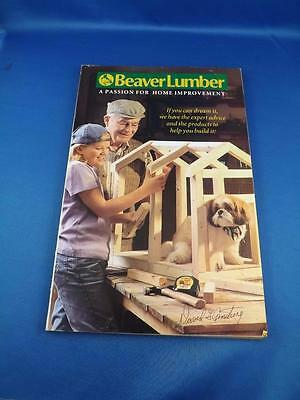 Beaver Lumber 2000 Buying Guide Better Building Catalog Tools Paint Roofing