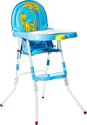 Chair Baby High Highchair Feeding Recline Adjustable Seat Height New Foldable Nw