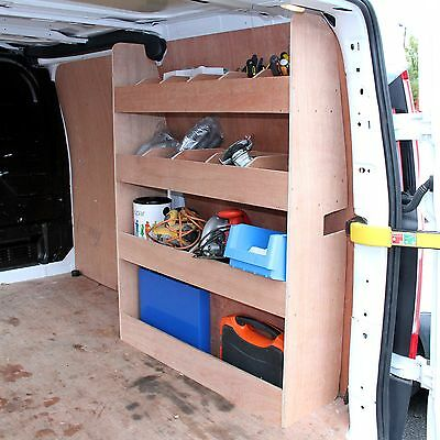 Monster Racking Ford Transit Van Racking & Shelving, 16 Compartments 62937