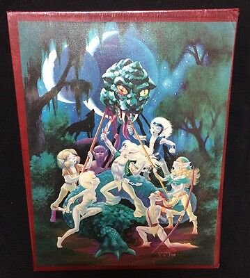 Elfquest Book 1 Hardcover By Wendy & Richard Pini Sealed In Plastic