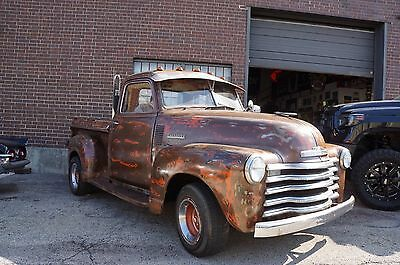 1950 Chevrolet Other Pickups  1950 Chevy Pick up Truck Rat Rod1