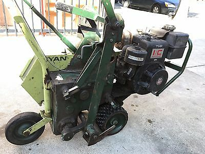 Ryan Sod Cutter with 7HP Briggs Engine
