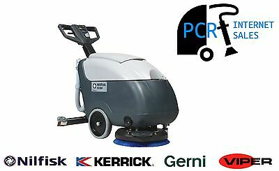 NILFISK SC400E Walk Behind Scrubber/Dryer Corded Electric