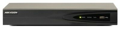 Hikvision DS-7604NI-K1-4P CCTV NVR Recorder includes 1 X 3TB HDD *AUTHORISED SEL