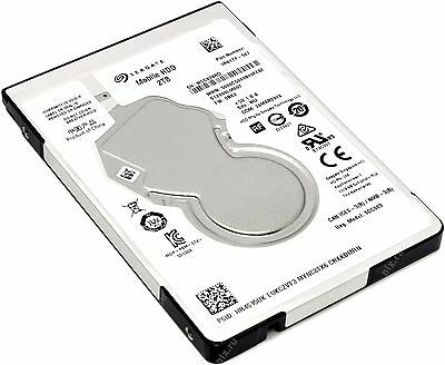"Seagate Mobile 2 To Disque dur interne SATA 2.5"" ST2000LM007 128 Mo - PS4"