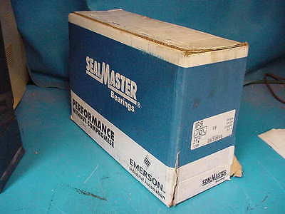 "New Sealmaster Pillow Block Bearing MP-56 Set Screw 3 1/2"" Gold Line 701886"