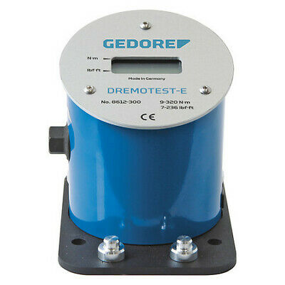 GEDORE 8612-050 Electronic Torque Tester,0.9-55 Nm