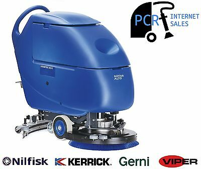 NILFISK Scrubtec 553BL Walk Behind Scrubber/Dryer Commercial
