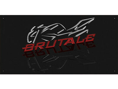 Advertising Display Banner for BRUTALE Sales Service Parts