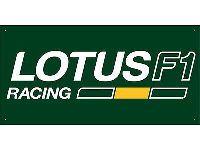 Advertising Display Banner for Lotus Sales Service Parts