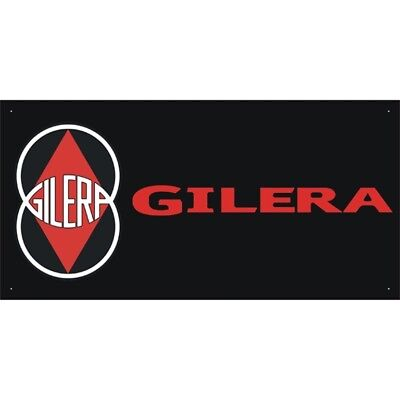 Advertising Display Banner for GILERA Sales Service Parts