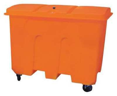 BRADY SPC ABSORBENTS SC-XLBIN Spill Kit Container,Whled Chst, 47 In. H G2227666