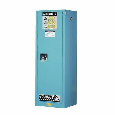 JUSTRITE 892222 Corrosive Safety Cabinet,22 gal. G2257976