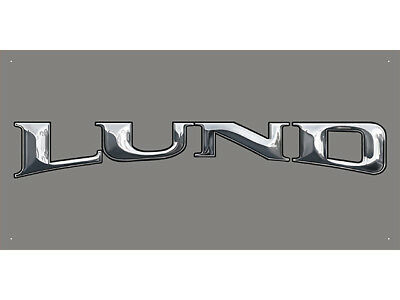 Advertising Display Banner for Lund