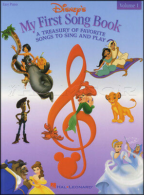 Disney's My First Song Book Easy Piano Volume 1 Sheet Music Book Lion King Poohh